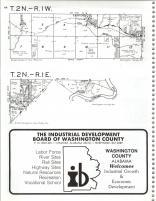 Map Image 033, Washington County 1983